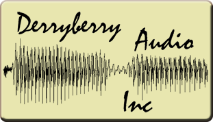 Derryberry Audio Logo